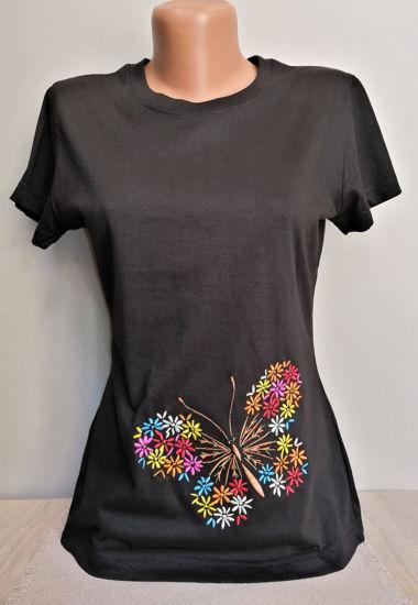 Poza cu Tricou Fluture