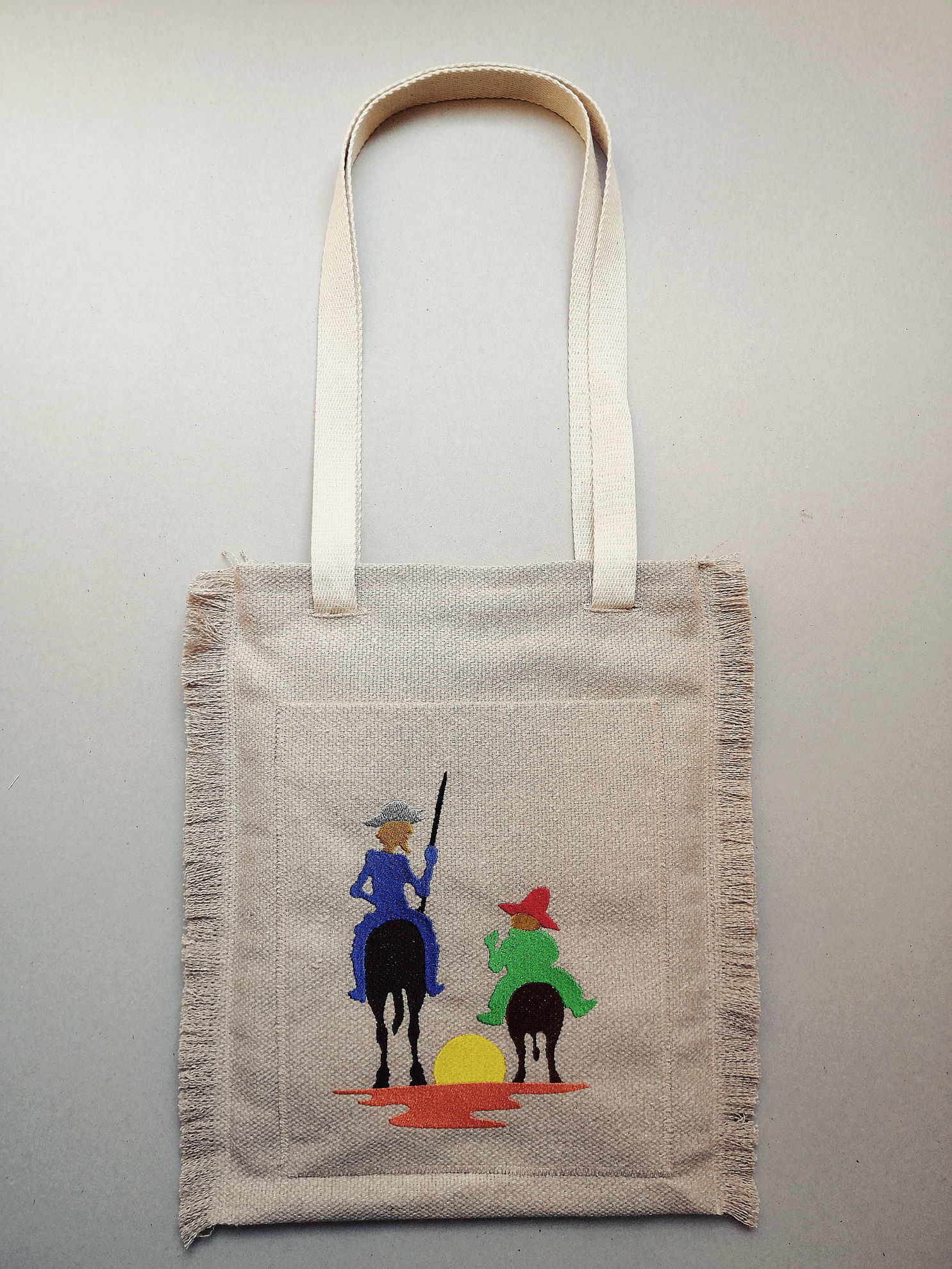 Poza cu Geanta Don Quijote