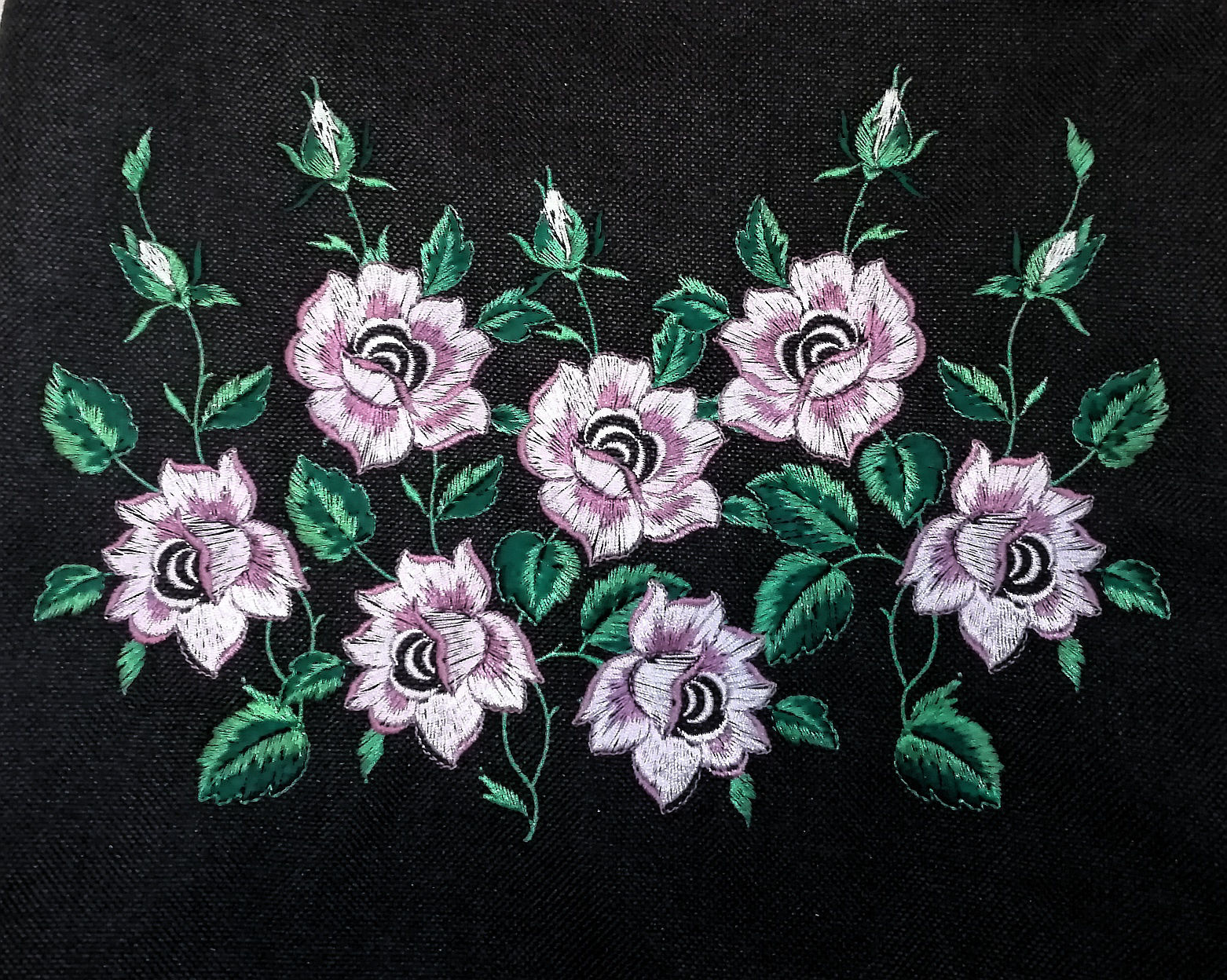 Poza cu Geanta cu Trandafiri