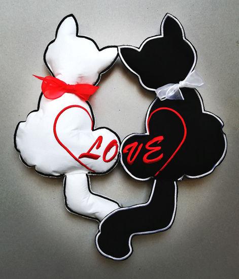 Poza cu Pisici Love