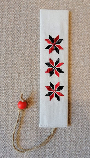 Poza cu Semn de carte Motive Traditionale