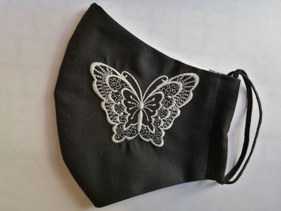 Poza cu Masca Fluture