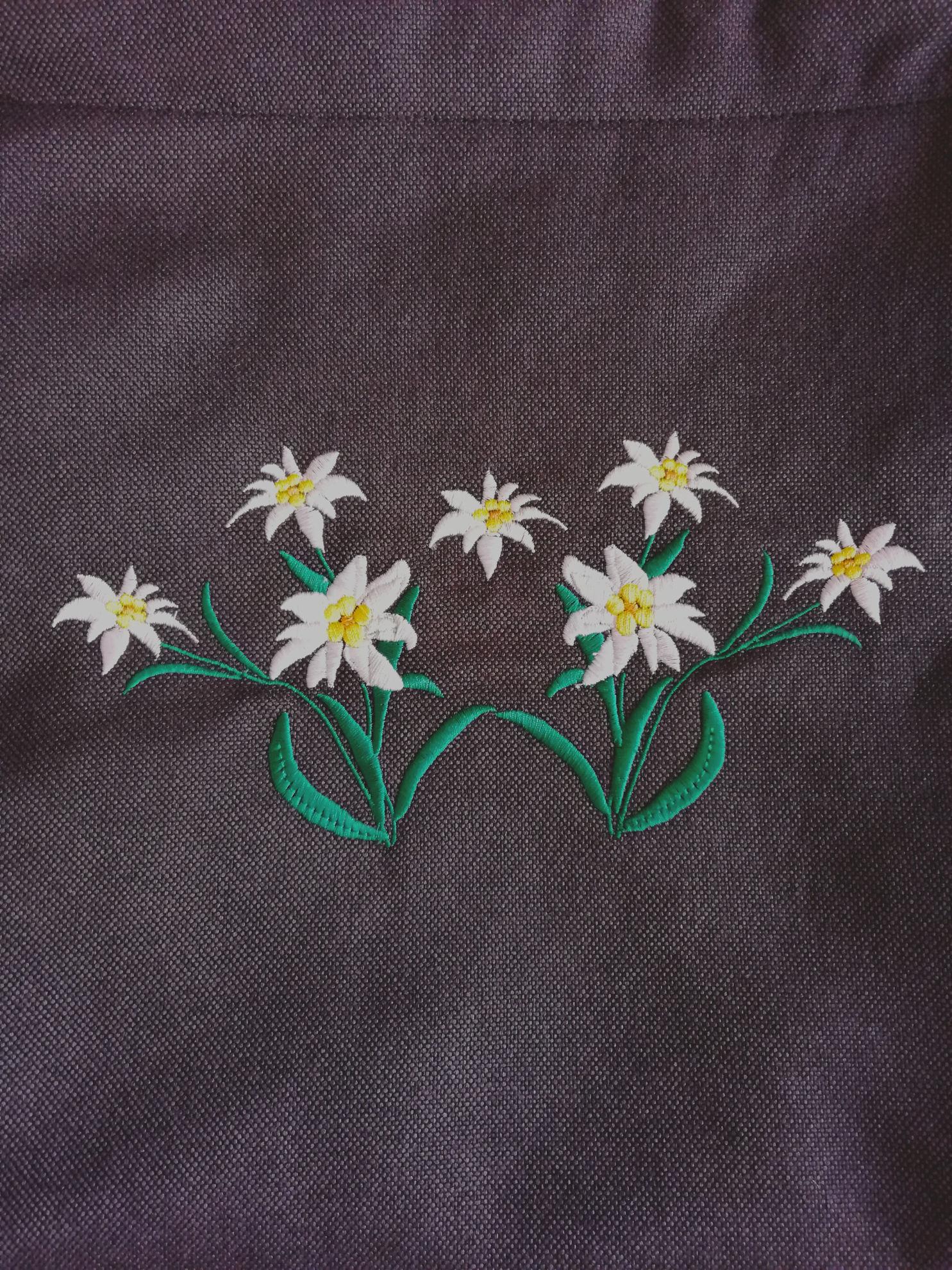 Poza cu Geanta Floare de Colt