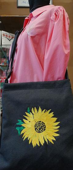 Poza cu Geanta Floarea Soarelui