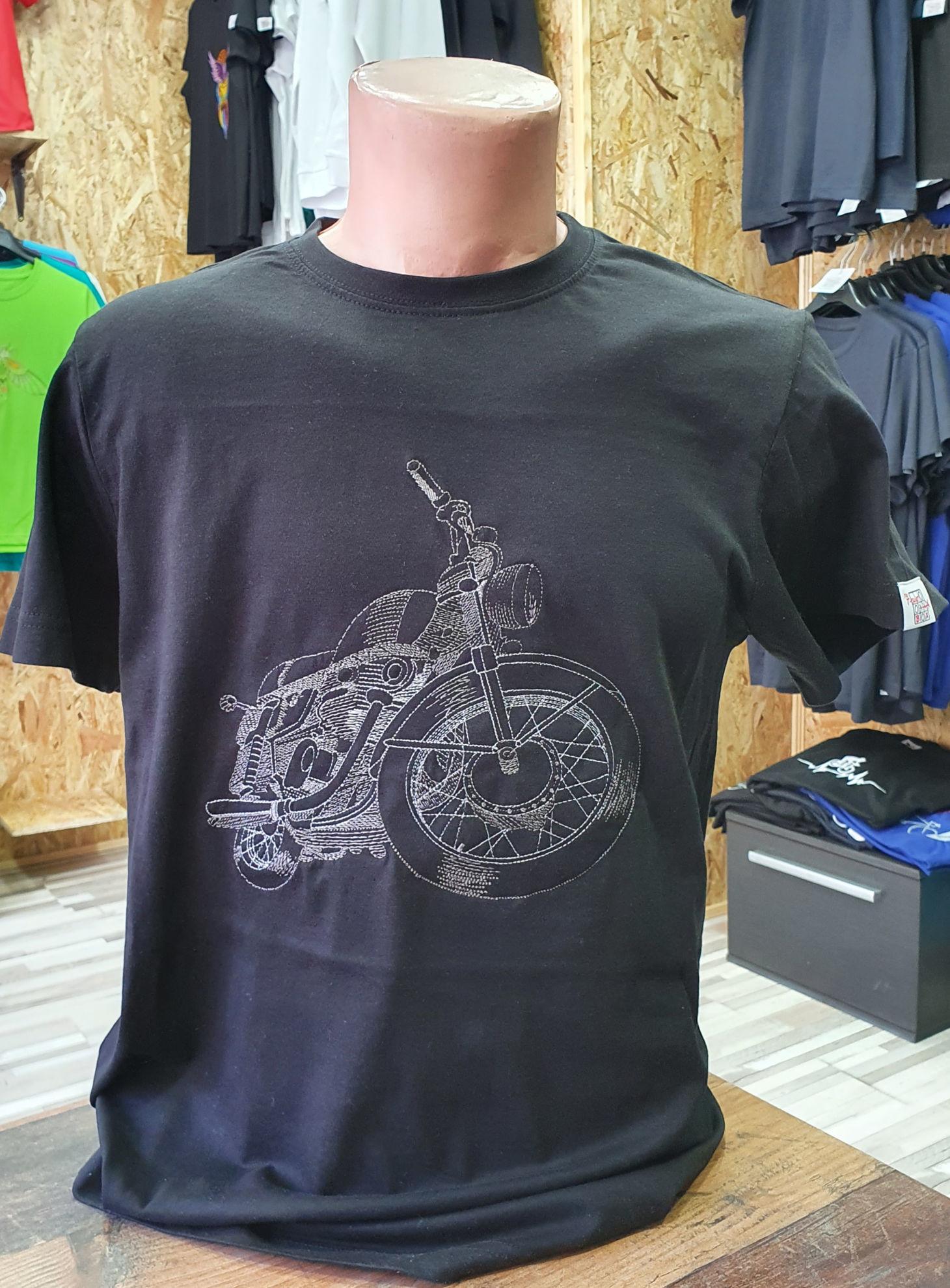 Poza cu Motor T-Shirt