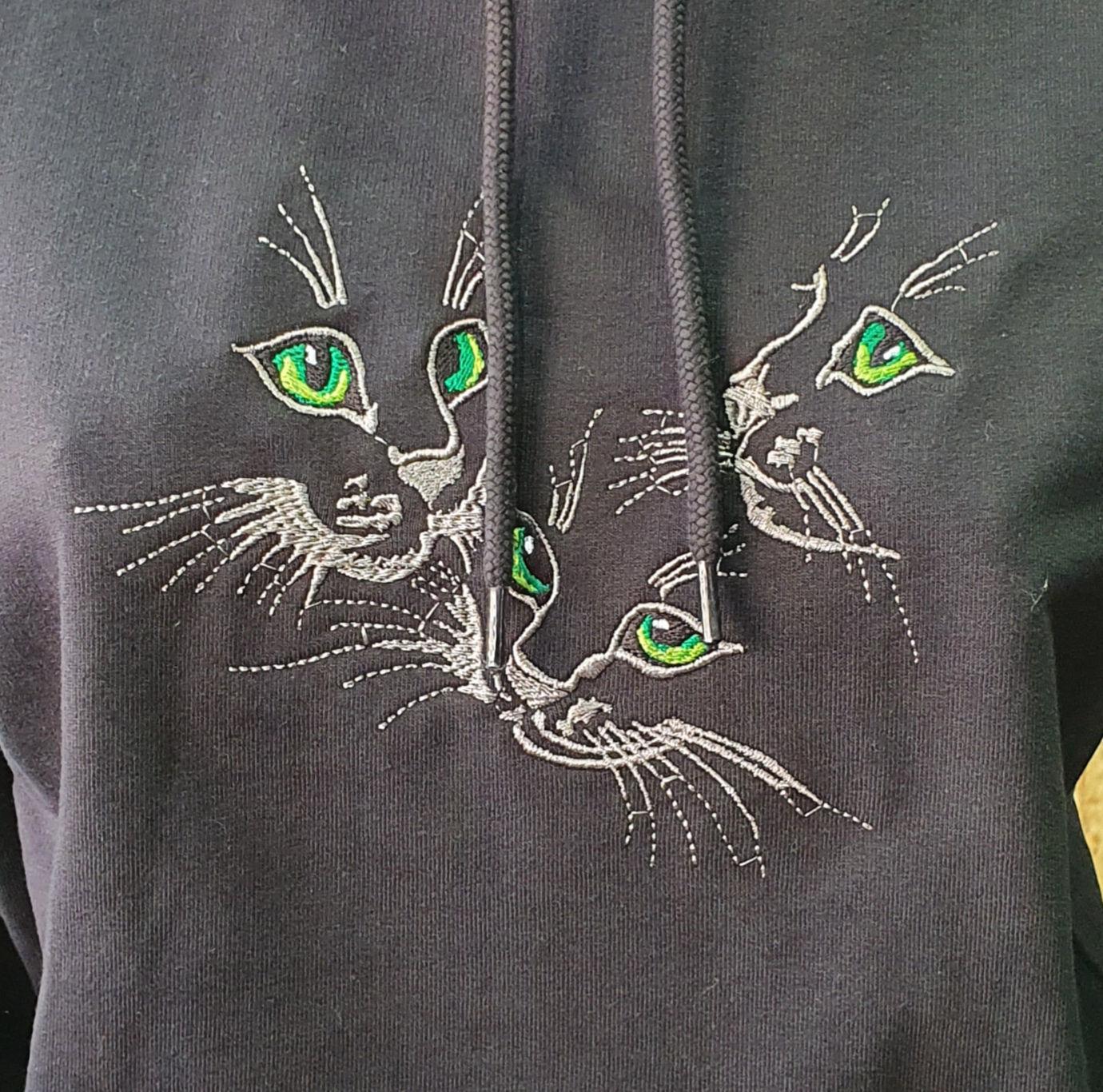 Poza cu Hanorac 3 Pisici