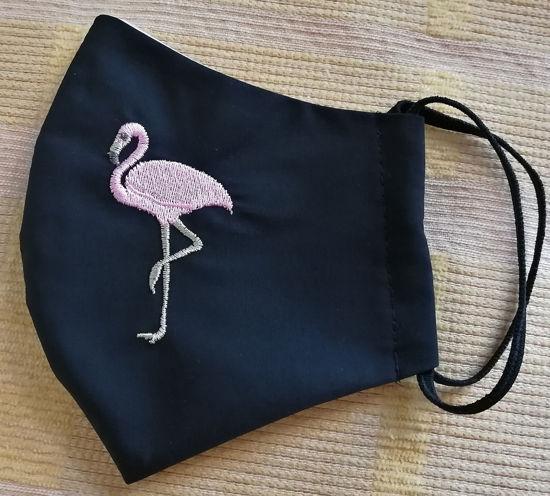 Poza cu Masca Flamingo