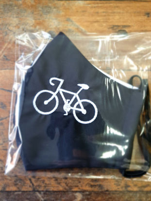 Poza cu Masca Bicicleta
