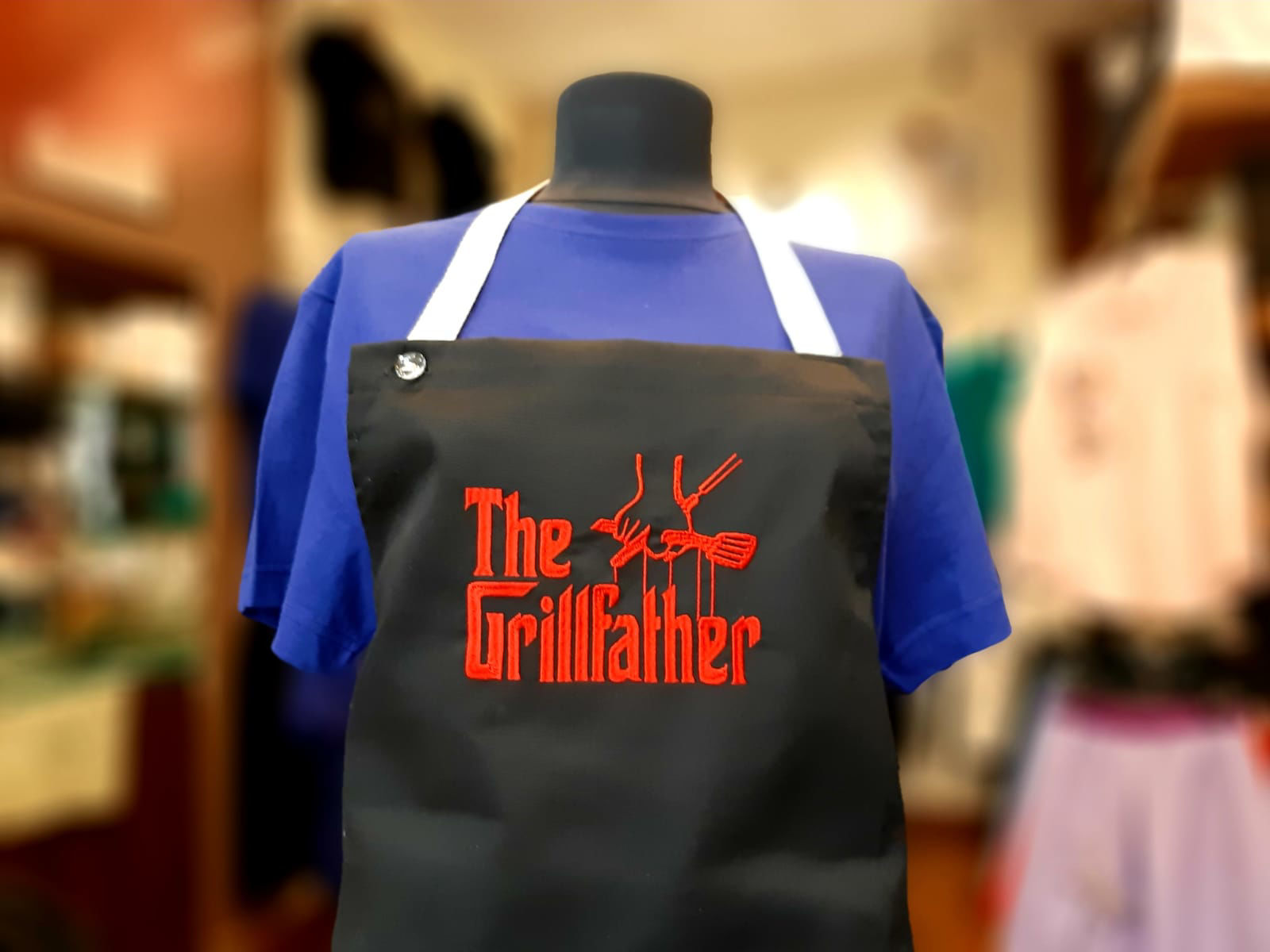 """Poza cu Sort """"The GrillFather"""""""