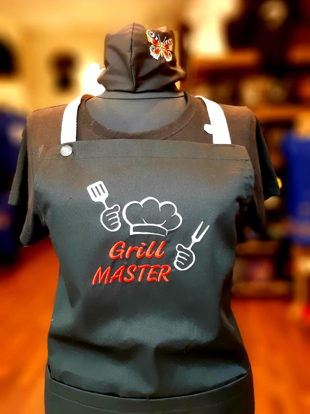 "Poza cu Sort ""Grill Master"""
