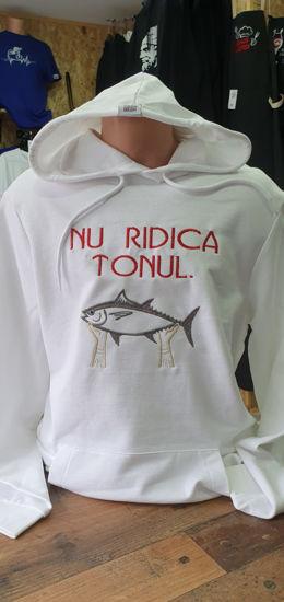 Poza cu Hanorac ''Nu Ridica Tonul''